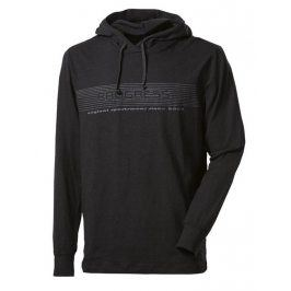Pánské triko Progress Cameron 24DE Velikost: M / Barva: černá