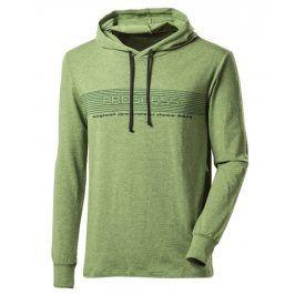 Pánské triko Progress Cameron 24DE Velikost: M / Barva: zelená
