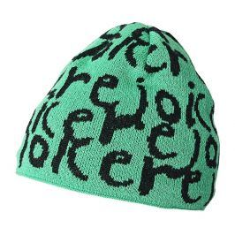 Čepice Rejoice Spindle Barva: zelená/černá
