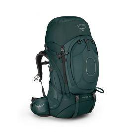 Dámský batoh Osprey Xena 70 Velikost zad batohu: S / Barva: zelená