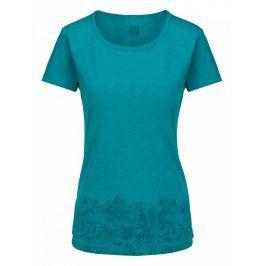 Dámské triko Loap Balisey Velikost: XL / Barva: modrá