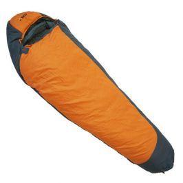 Spacák Yate Nepal Zip: Levý / Barva: oranžová/šedá