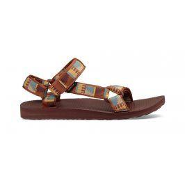 Pánské sandály Teva Original Universal Velikost bot (EU): 40,5 (8) / Barva: červená
