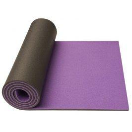 Karimatka Yate pěnová dvouvrstvá 10mm Barva: fialová/černá