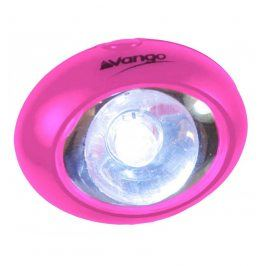 Vystavené světlo Vango Eye Light Barva: pink