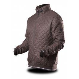 Pánská bunda Trimm Reflex Velikost: M / Barva: hnědá