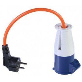 Konverzní zástrčka Vango Voltaic Conversion Lead Barva: černá/oranž.