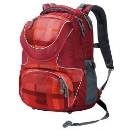 Dětský batoh Jack Wolfskin Ramson 26 Pack Barva: červená