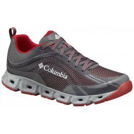 Pánské boty Columbia Drainmaker IV Velikost bot (EU): 42 (9) / Barva: šedá/červená
