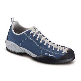 Trekové boty Scarpa Mojito Velikost bot (EU): 38,5 / Barva: modrá