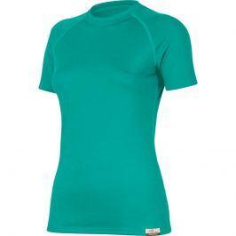 Dámské funkční triko Lasting Alea Velikost: XL / Barva: tyrkysová