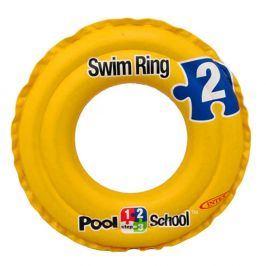Dětský kruh Intex Swim Ring Pool 58231EU Barva: žlutá