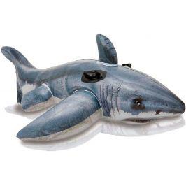 Nafukovací žralok Intex Great White 57525NP Barva: šedá