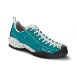 Trekové boty Scarpa Mojito Velikost bot (EU): 43,5 / Barva: zelená