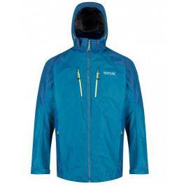 Pánská bunda Regatta Calderdale III Jk Velikost: XXXL / Barva: modrá