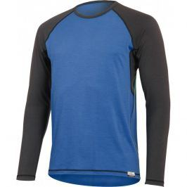 Pánské funkční triko Lasting Mario Velikost: XL / Barva: modrá