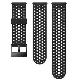 Řemínek Suunto 24mm Athletic 1 Silicone Strap Barva: černá