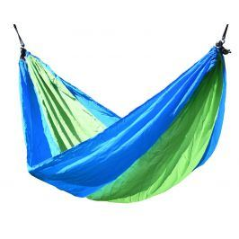 Houpací síť Cattara Nylon Barva: zelená/modrá
