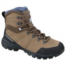 Dámské boty Mammut Nova Tour II High GTX W Velikost bot (EU): 38 (5) / Barva: hnědá