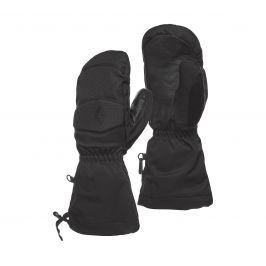 Dámské rukavice Black Diamond Women`s Recon Mitts Velikost rukavic: L / Barva: černá