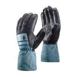 Dámské rukavice Black Diamond Women`s Spark powder gloves Velikost rukavic: XS / Barva: světle modrá