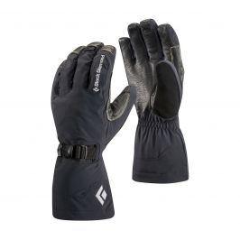 Rukavice Black Diamond Pursuit Velikost rukavic: L / Barva: černá