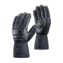 Rukavice Black Diamond Spark Powder Gloves Velikost rukavic: S / Barva: šedá