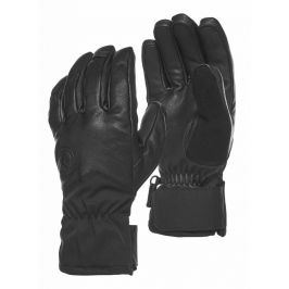 Rukavice Black Diamond Tour Gloves Velikost rukavic: M / Barva: černá