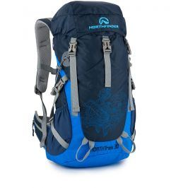 Turistický batoh Northfinder Hillys 30 l Barva: modrá