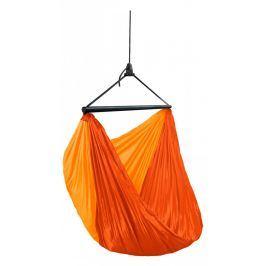 Cestovní sedačka La Siesta ZunZun Barva: oranžová
