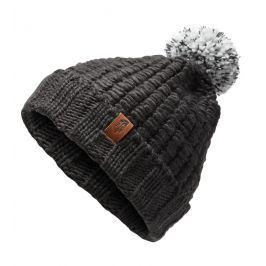 Čepice The North Face Cozy Chunky Beanie Barva: černá