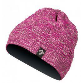 Dámská čepice Direct Alpine Luna Obvod hlavy: 55–65 cm / Barva: růžová