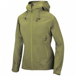 Dámská bunda Husky Noster L Velikost: L / Barva: zelená