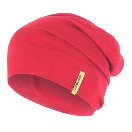 Čepice Sensor Merino Wool Velikost: L / Barva: růžová