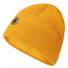 Čepice Mammut Sublime Beanie Barva: žlutá