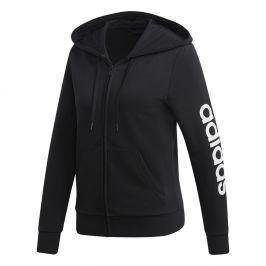 Dámská mikina Adidas Essentials Linear Velikost: L / Barva: černá