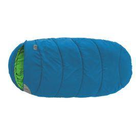Vystavený dětský spacák Easy Camp Ellipse Junior Barva: modrá