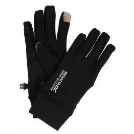 Zimní rukavice Regatta Touchtip Str Glv Velikost rukavic: XL / Barva: černá