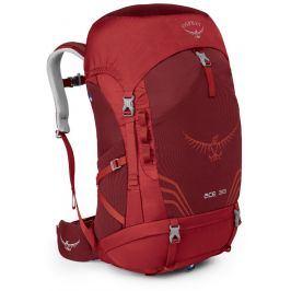 Dětský batoh osprey Ace 38 Barva: červená