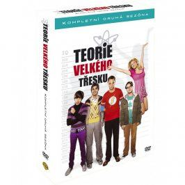DVD The Big Bang Theory 2. série