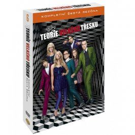 DVD The Big Bang Theory 6. série