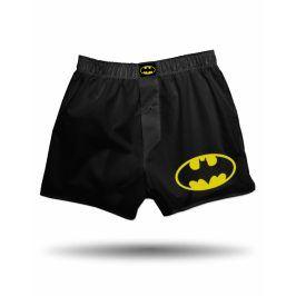 Batman pánské trenky černé, Velikost trička S