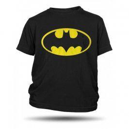 Tričko Batman logo dětské, Velikost trička 104