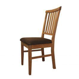 Polstrovaná židle 4843 dub