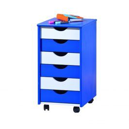 BEPPO kontejner modro/bílý
