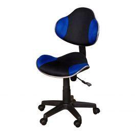 Židle NOVA modrá K15