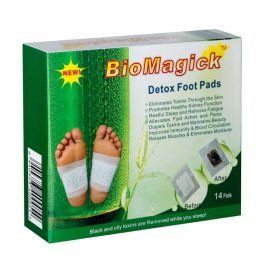 Bio-Detox detoxikační náplasti Biomagick 72 krabiček