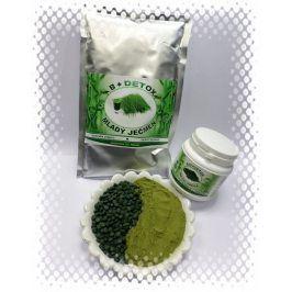 Bio-Detox Zvýhodněný balíček Mladý Ječmen 500g + Chlorella 300g