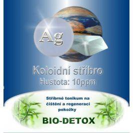 Bio-Detox Koloidní stříbro AG 0,5l 10ppm