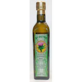 Bio-Detox Extra panenský olej z Ostropestřce mariánského 500 ml
